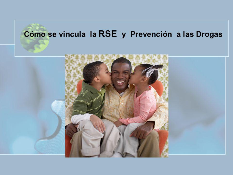 Cómo se vincula la RSE y Prevención a las Drogas