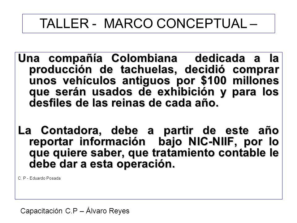 Una compañía Colombiana dedicada a la producción de tachuelas, decidió comprar unos vehículos antiguos por $100 millones que serán usados de exhibició