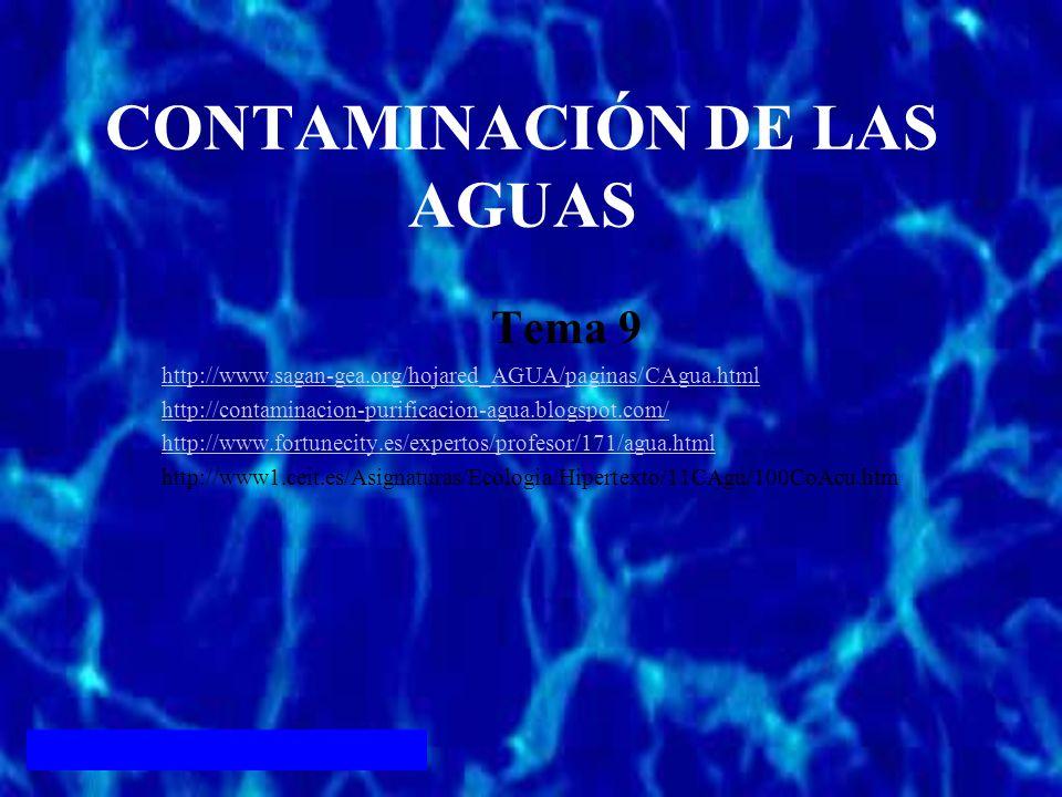Sistemas de depuración tecnológica o dura Tratamientos físicos, químicos y biológicos dependiendo del agua a tratar.
