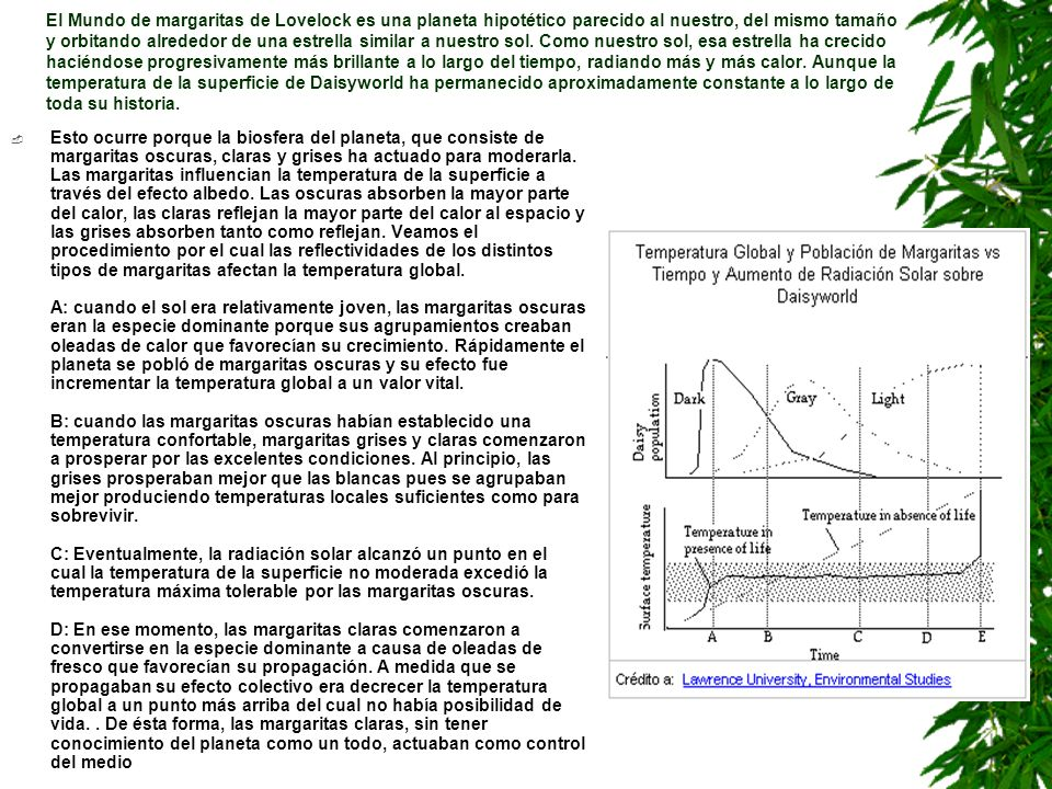 La prueba espectroscópica más convincente de la vida tal y como la conocemos es la detección de grandes cantidades de oxígeno tanto como de gases redu