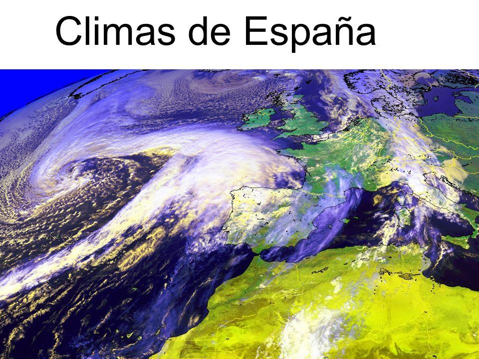15/02/2014Pilar Morollón IES San Isidro1 Climas de España