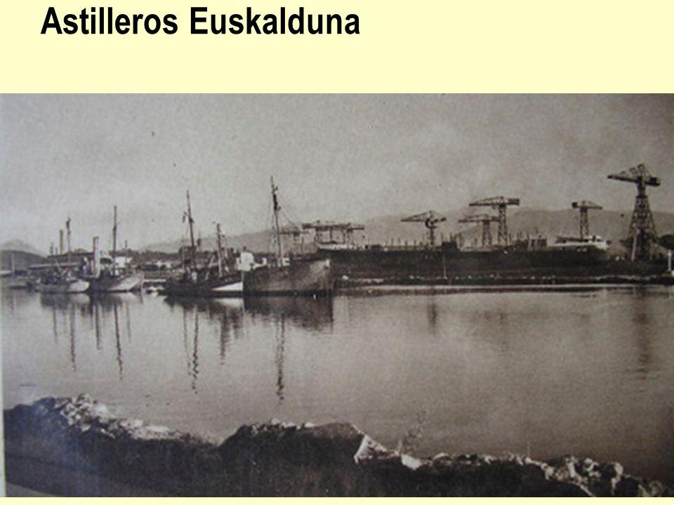 Industria española13 Astilleros Euskalduna