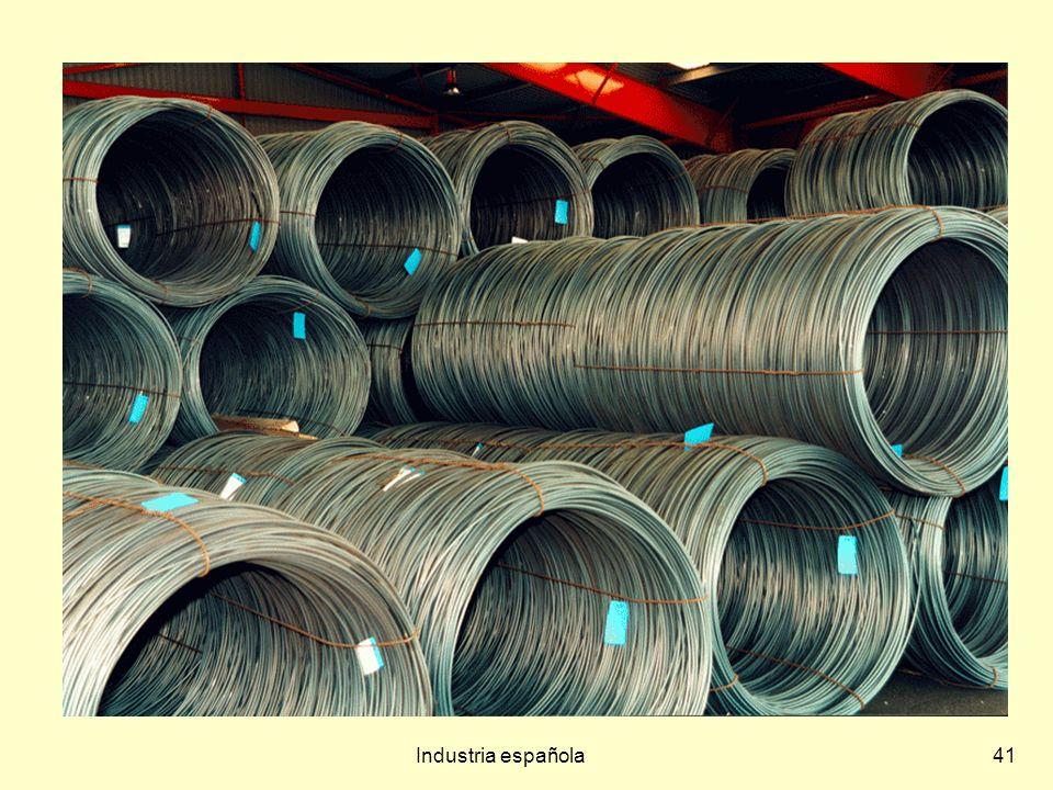Industria española41