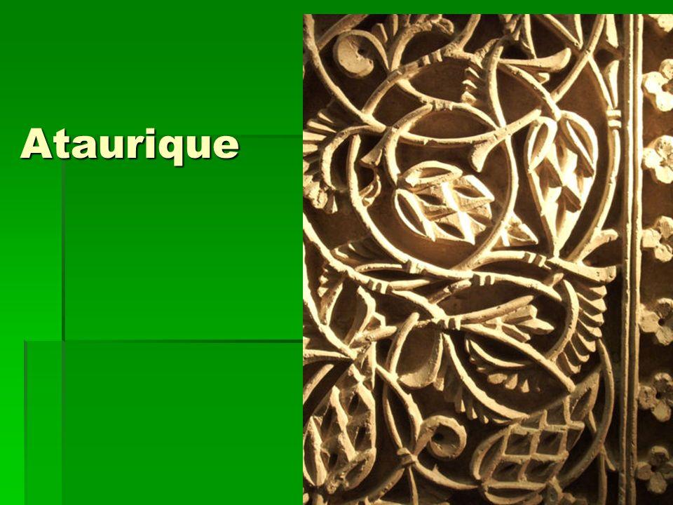 Arte islámico27 Ataurique