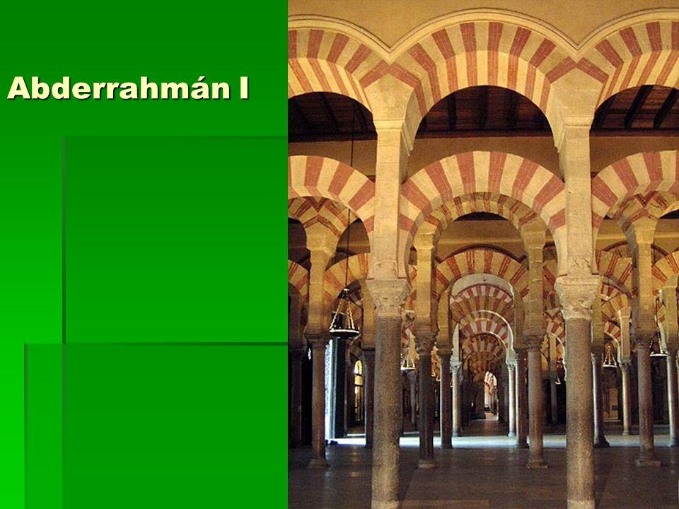 Arte islámico34 Abderrahmán I