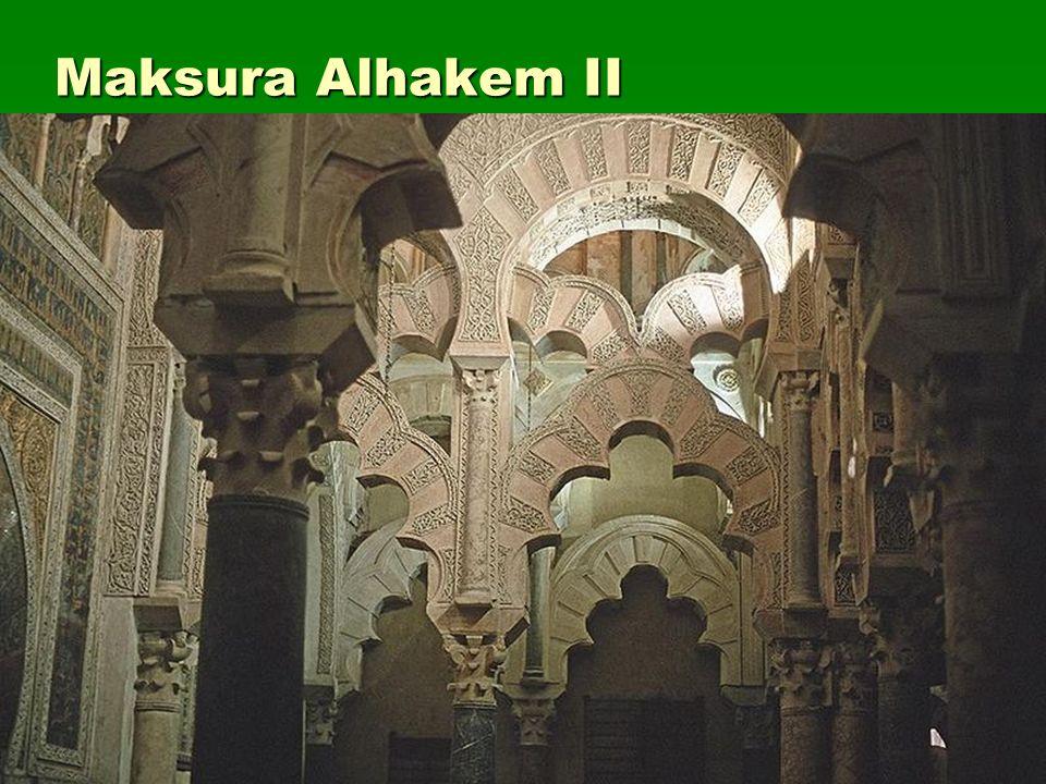 Arte islámico35 Maksura Alhakem II