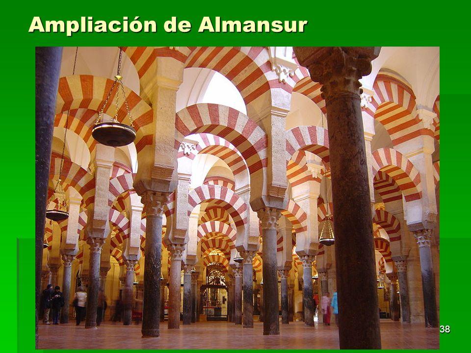 Arte islámico38 Ampliación de Almansur