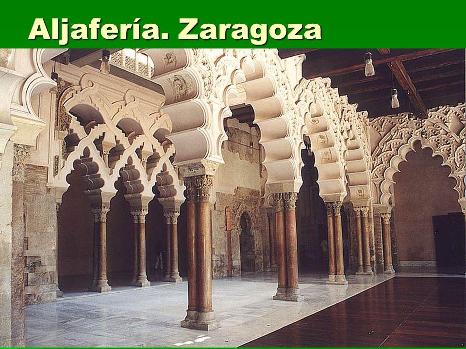 Arte islámico40 Aljafería. Zaragoza