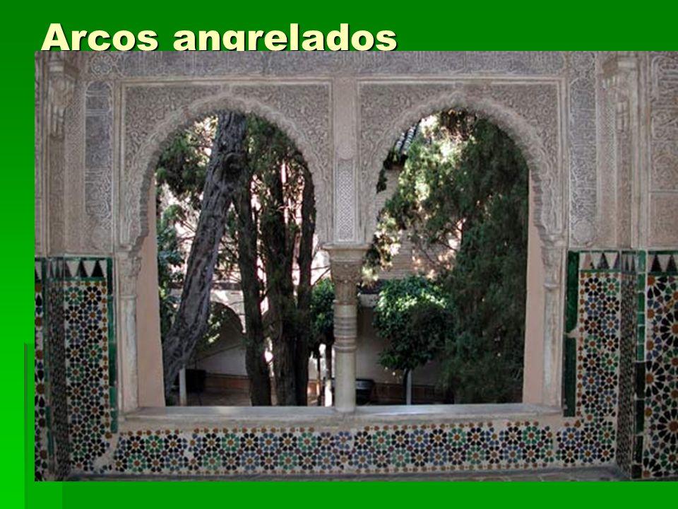 Arte islámico47 Arcos angrelados