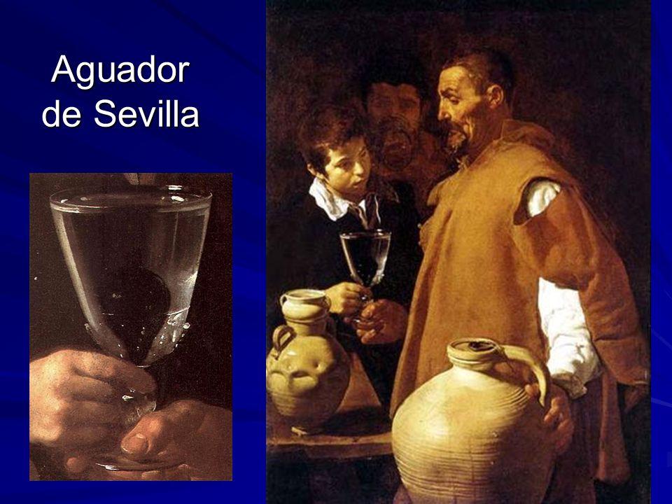 Pintura barroca 102 Aguador de Sevilla