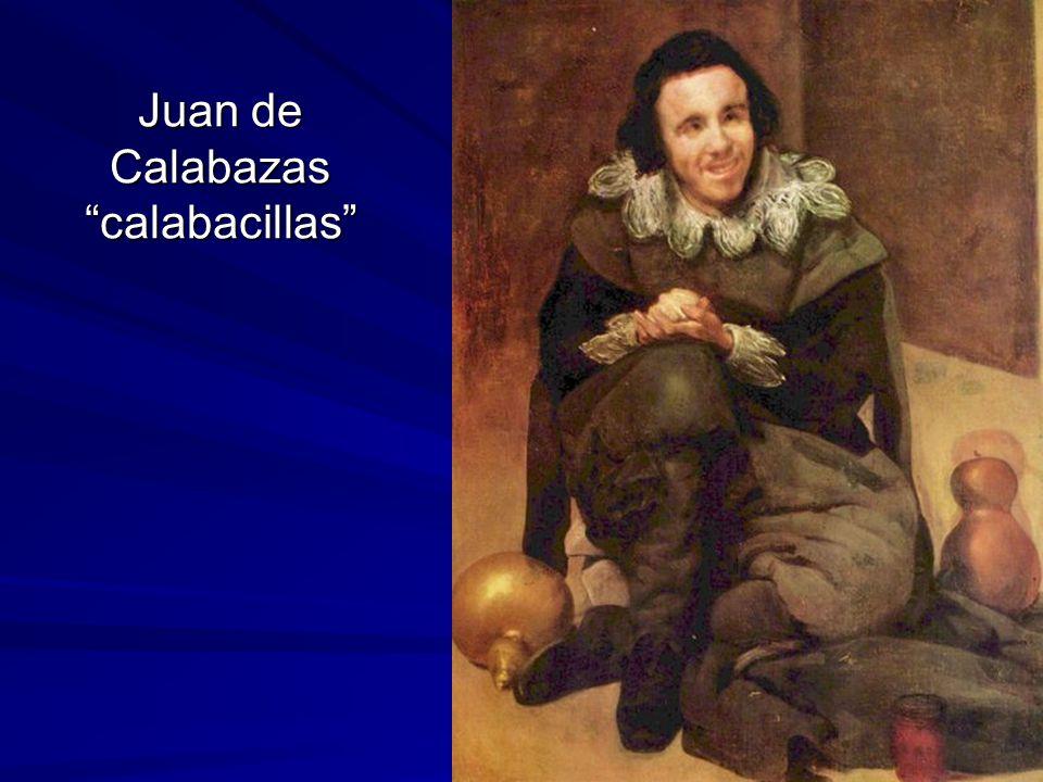 Pintura barroca 126 Juan de Calabazas calabacillas