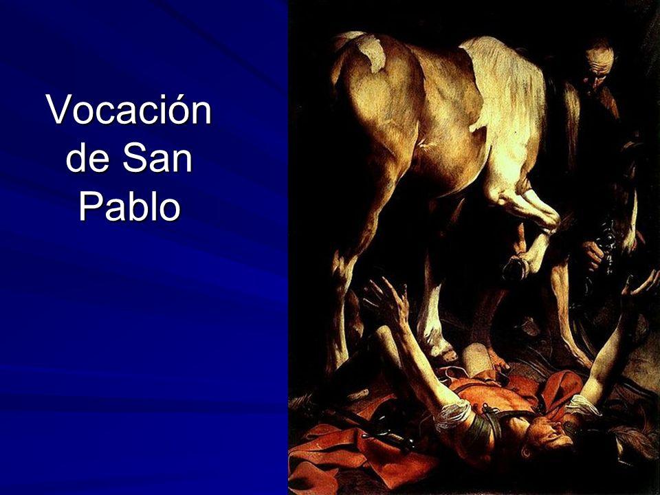 Pintura barroca 13 Vocación de San Pablo