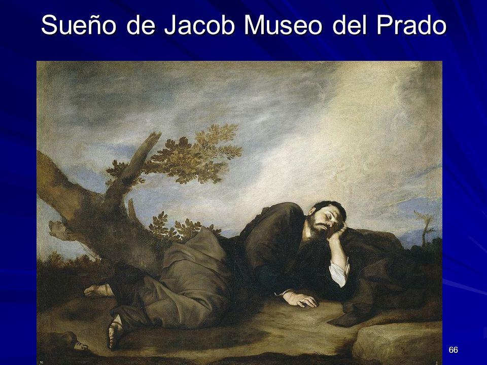 Pintura barroca 66 Sueño de Jacob Museo del Prado
