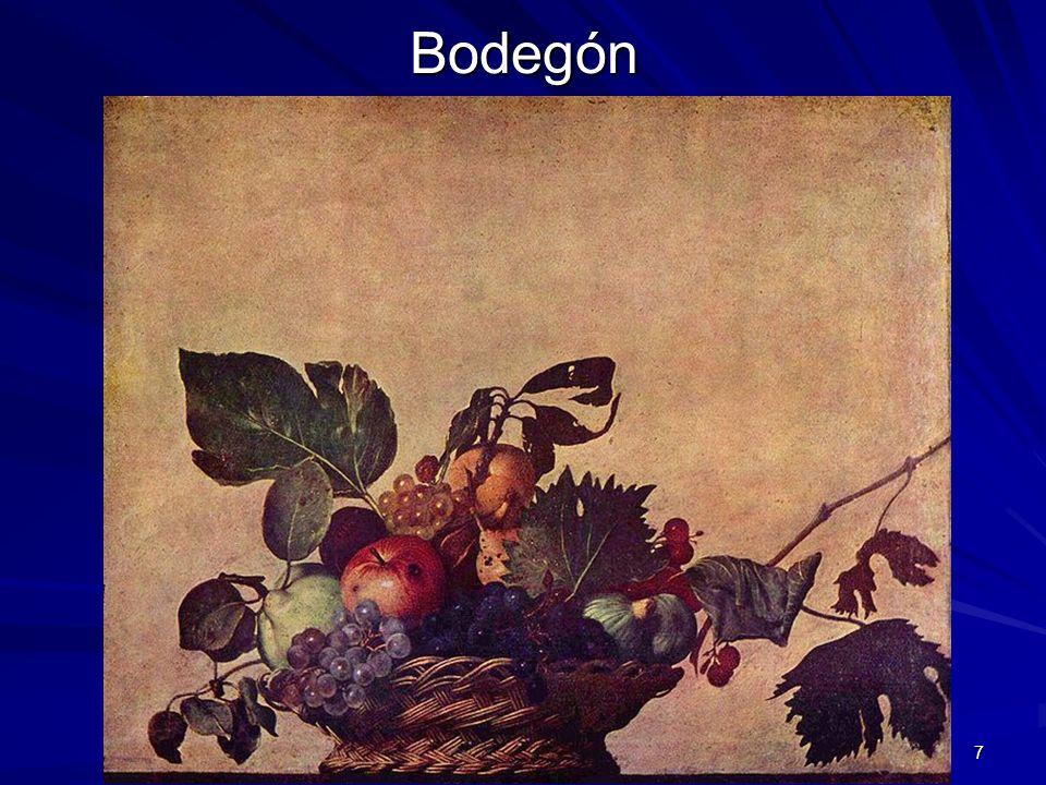 Pintura barroca 7 Bodegón