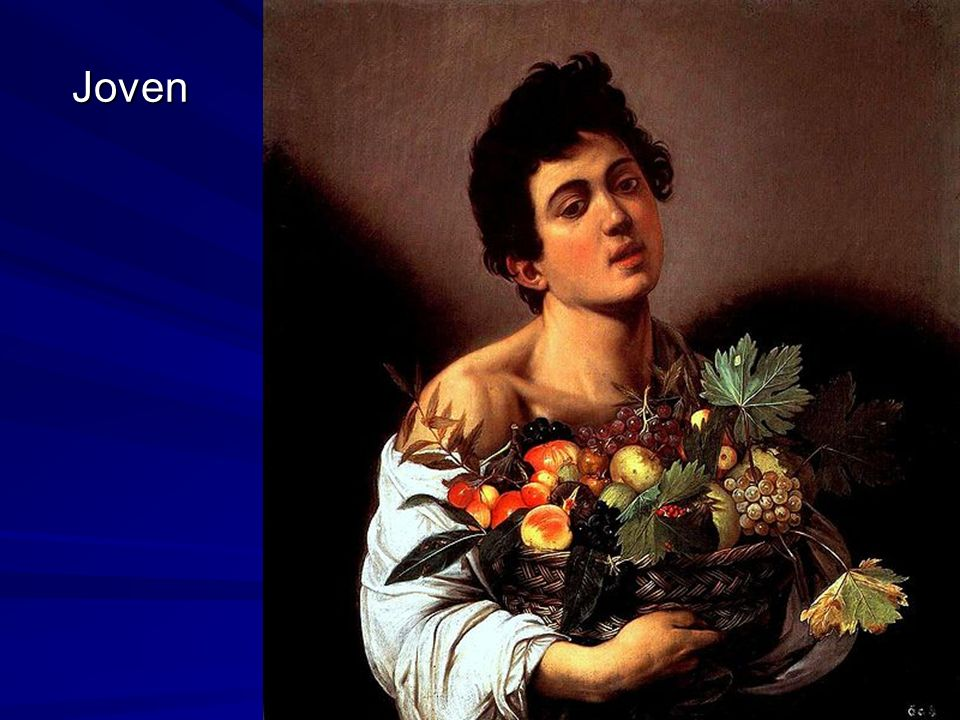 Pintura barroca 9 Joven