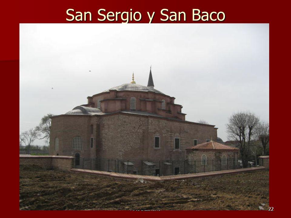 Arte bizantino22 San Sergio y San Baco