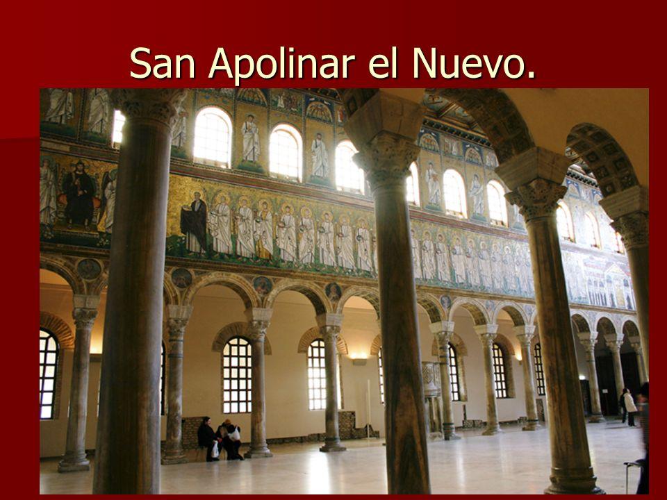Arte bizantino36 San Apolinar el Nuevo.