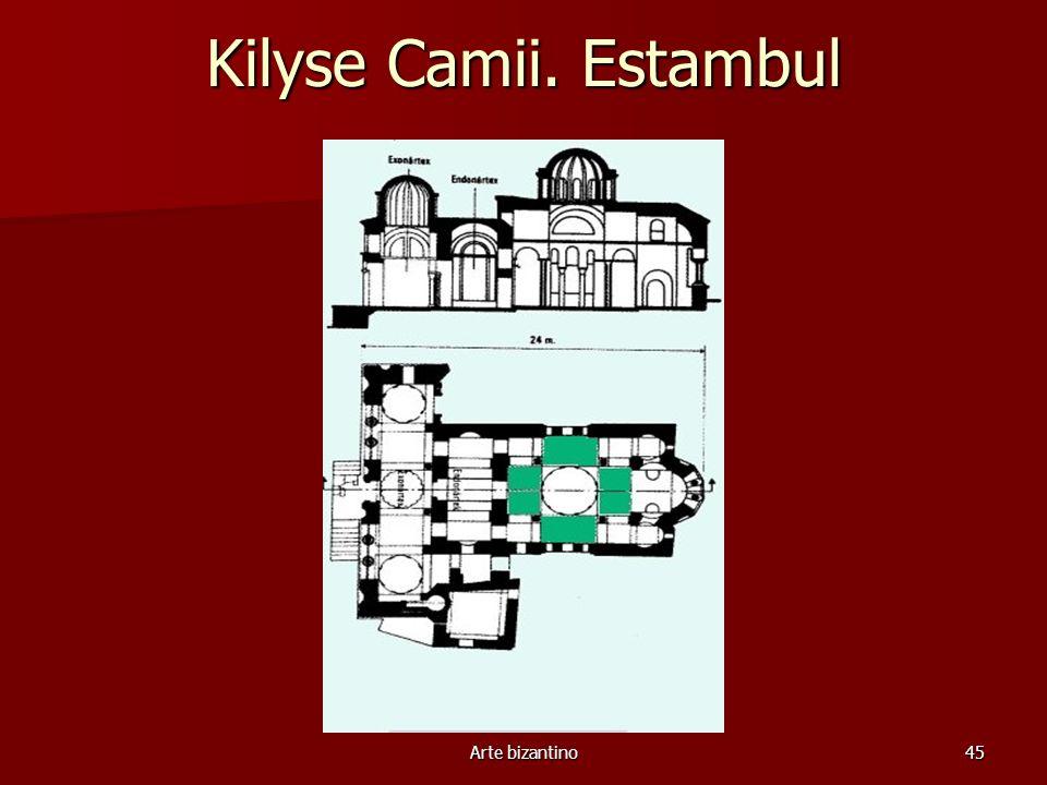 Arte bizantino45 Kilyse Camii. Estambul