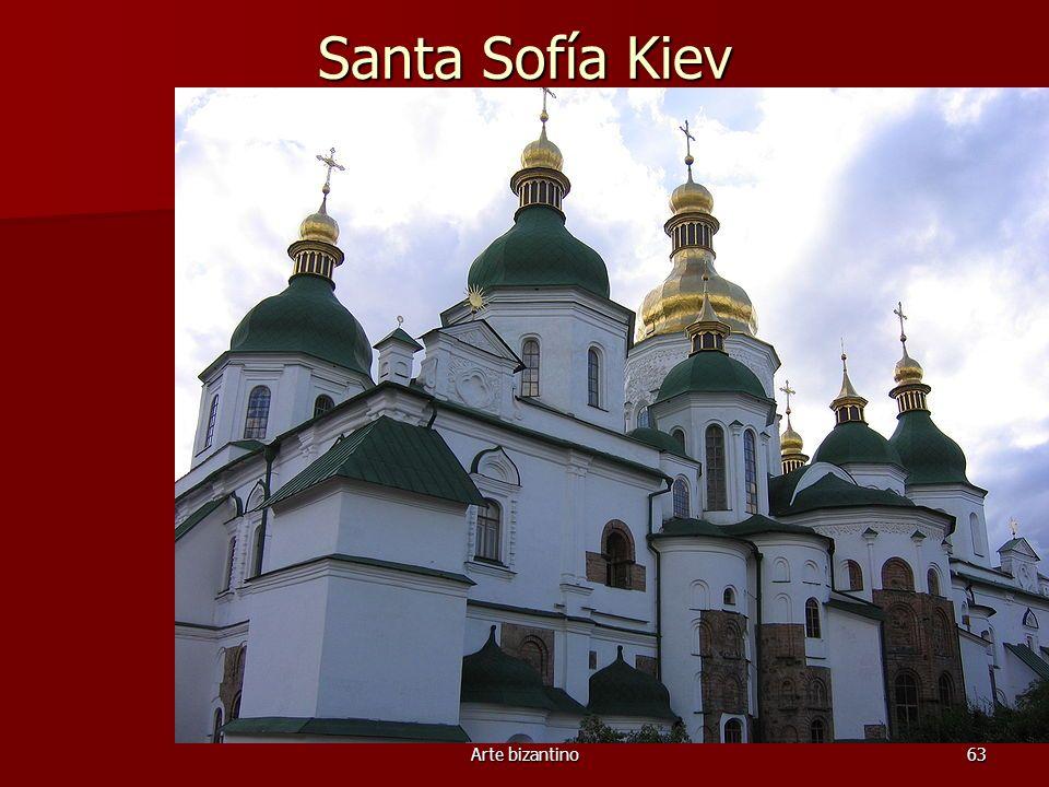 Arte bizantino63 Santa Sofía Kiev