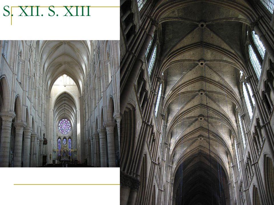 Gótico 18 S. XII. S. XIII