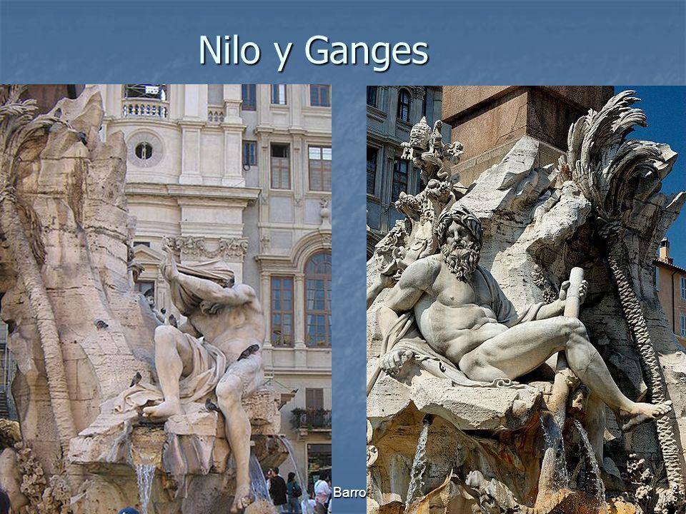 Arte Barroco19 Nilo y Ganges
