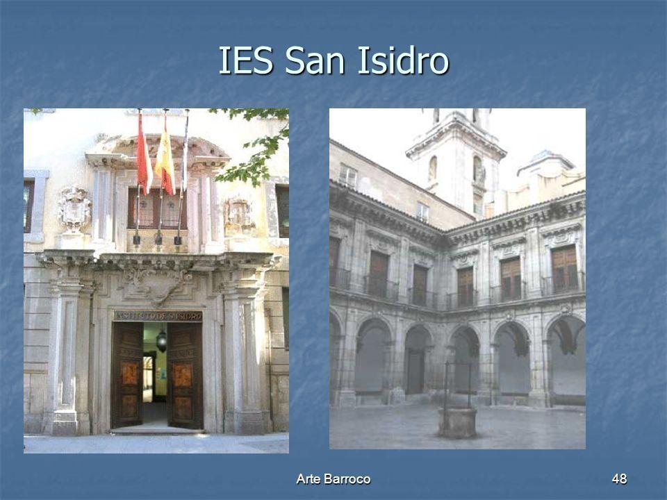 Arte Barroco48 IES San Isidro