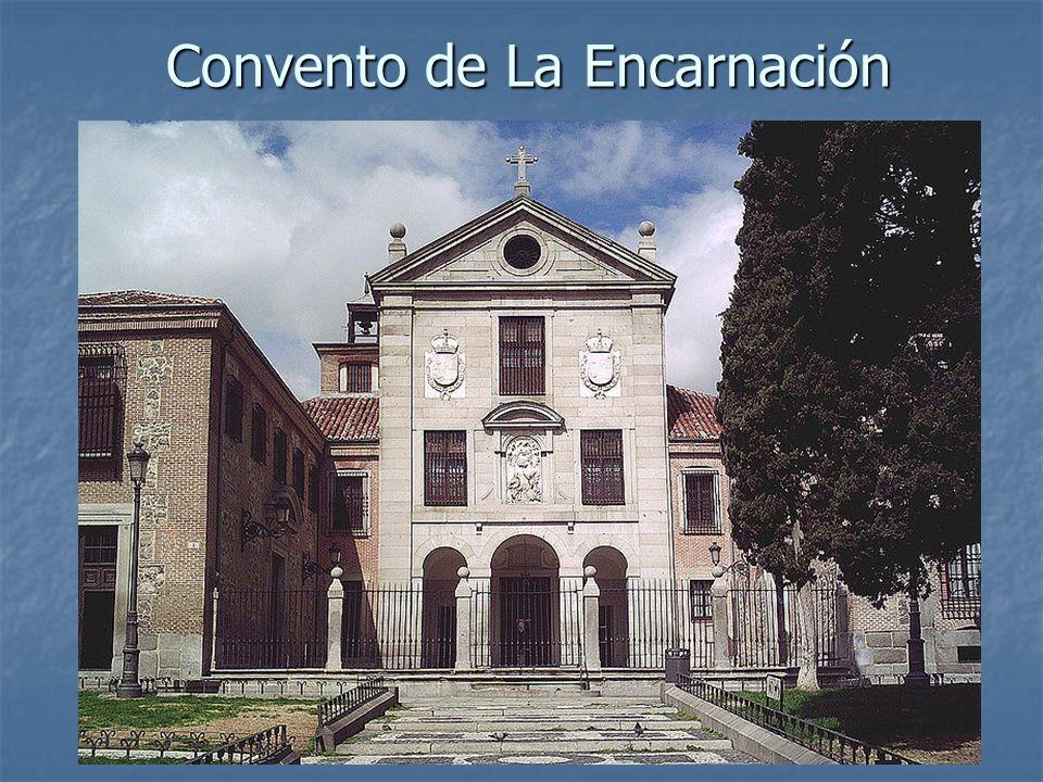 Arte Barroco51 Convento de La Encarnación