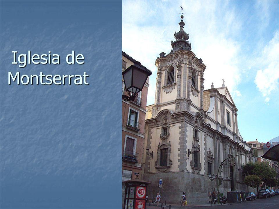 Arte Barroco69 Iglesia de Montserrat