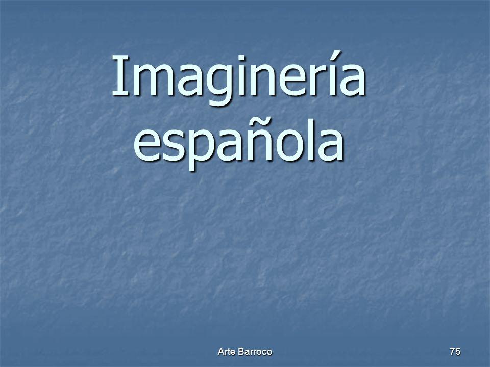 Arte Barroco75 Imaginería española