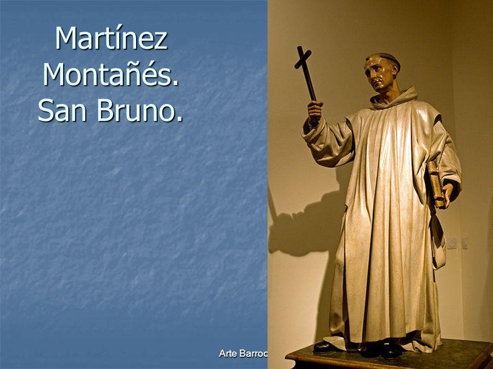 Arte Barroco87 Martínez Montañés. San Bruno.