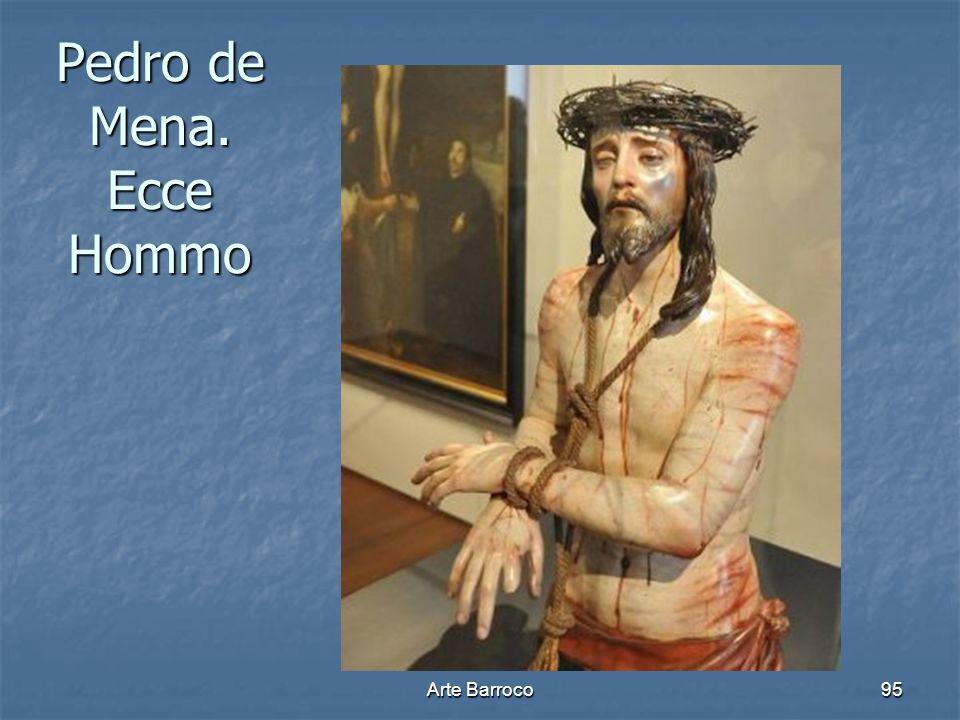 Arte Barroco95 Pedro de Mena. Ecce Hommo