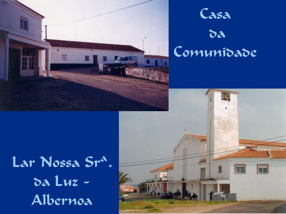 Lar Nossa Srª. da Luz - Albernoa Casa da Comunidade