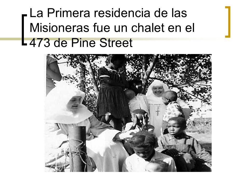 Primera Comunidad de Bridgeport 1960