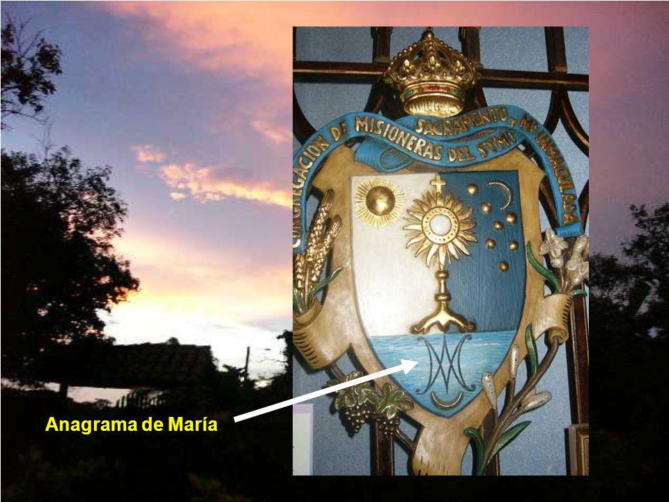 Anagrama de María