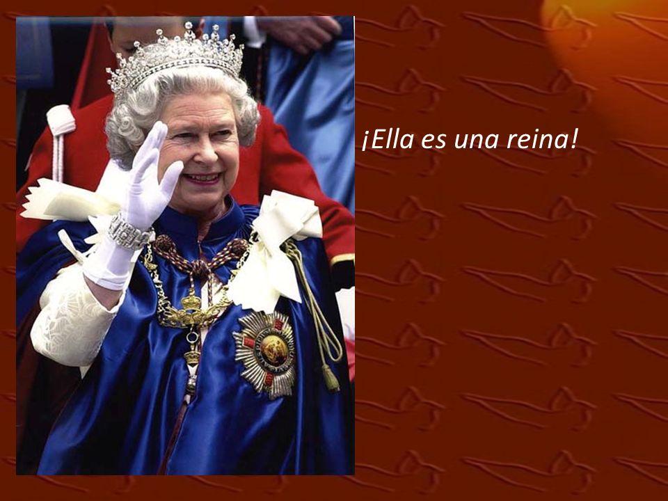 ¡Ella es una reina!