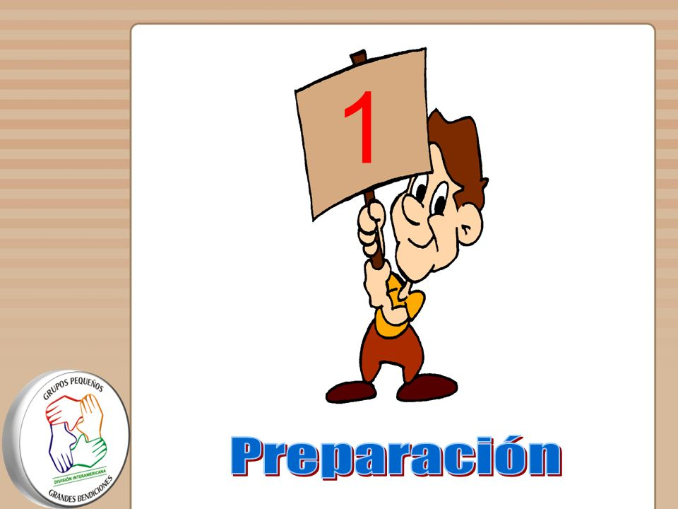 1.PREPARACIÓN 2.ORGANIZACIÓN 3.EJECUCIÓN 4.EVALUACIÓN