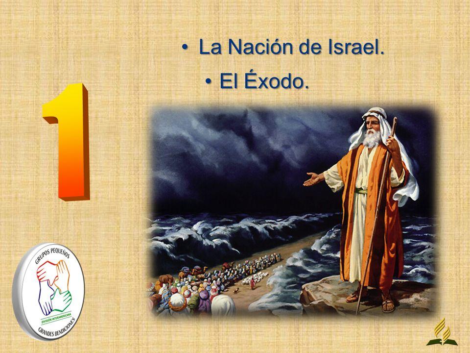 Jetro aconsejó a Moisés a organizar al pueblo en grupos: Jetro aconsejó a Moisés a organizar al pueblo en grupos:...jefes de millares, de centenas, de ciencuenta y de diez.