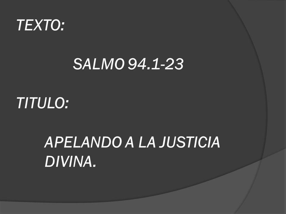 II. (V. 8-15) EXHORTACIÓN SAPIENCIAL.