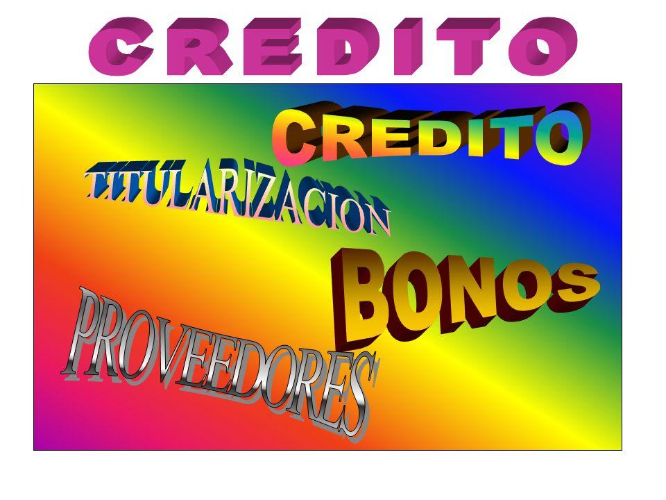 FINANCIACION DEL ESTADO COFINANCIACIONCOFINANCIACION CREDITOCREDITO CAPITALESCAPITALES ALTERNATIVOS INVERSIONINVERSION PRIVADA