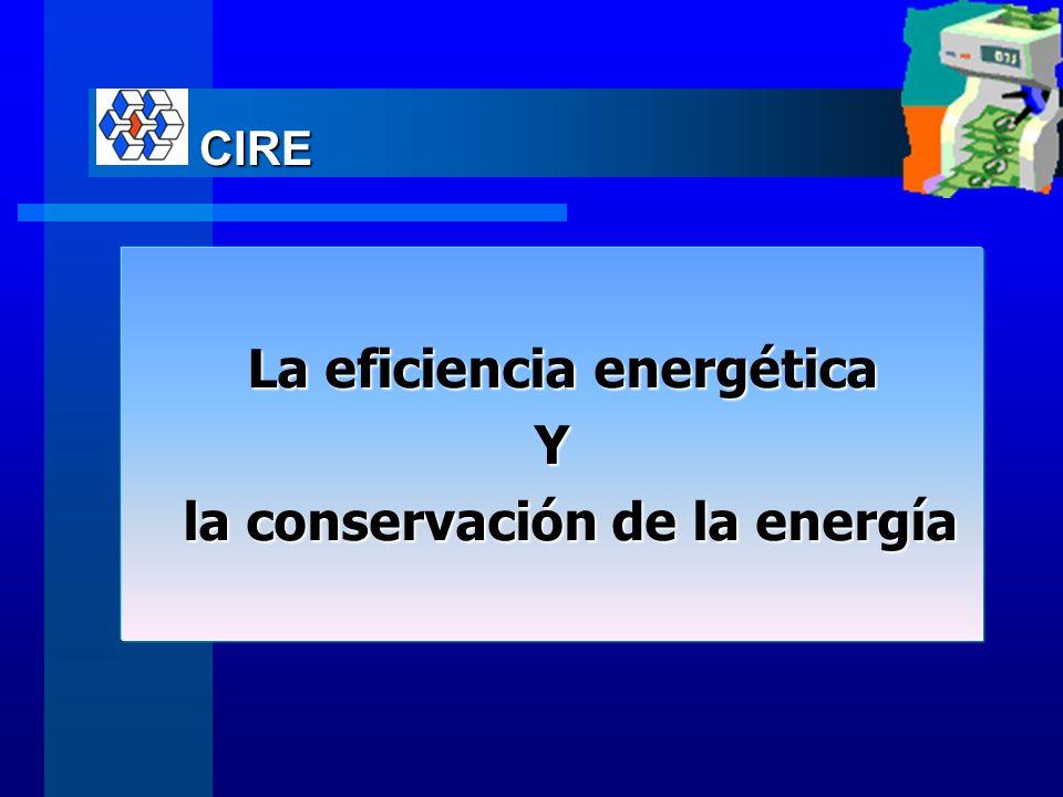 ¿Qué debemos hacer? Se debe : Desarrollar un Programa Integral que considere la cultura Organizacional y que nos permita Administrar la Energía CIRE w