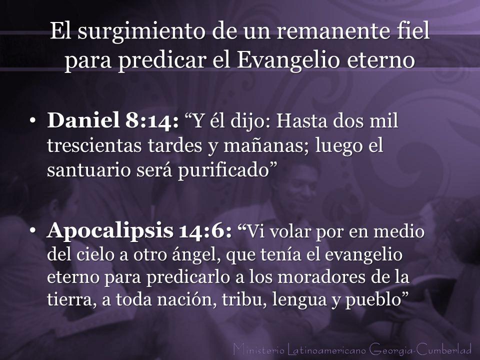 Penetrar territorios que todavía no fueron evangelizados.