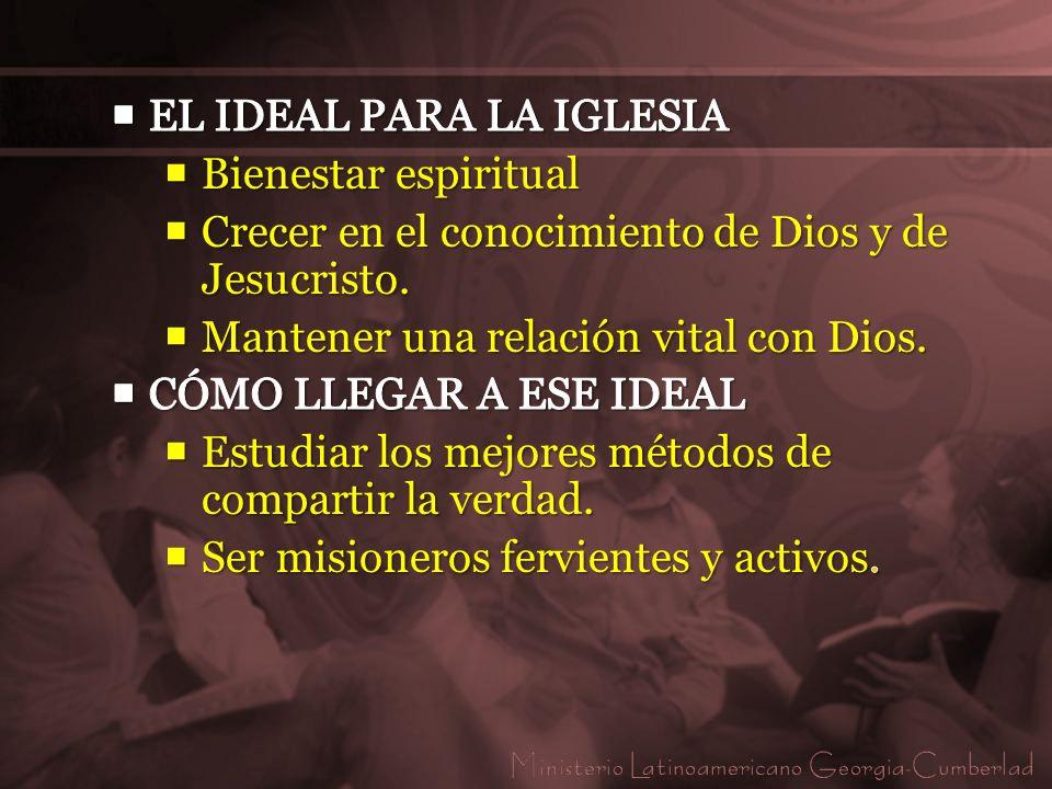 7.Un cristiano que no trae personas para Cristo no se está preparando para la venida de Cristo.