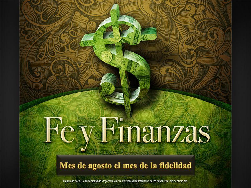 LECCIÓN 1 Por qué la administración del dinero es importante para el cristiano Presentación preparada por el Departamento de Mayordomía de la División Norteamericana