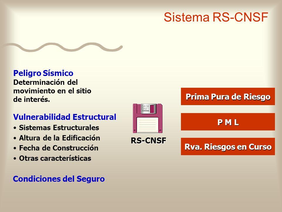 Peligro Sísmico Determinación del movimiento en el sitio de interés. Vulnerabilidad Estructural Sistemas Estructurales Altura de la Edificación Fecha
