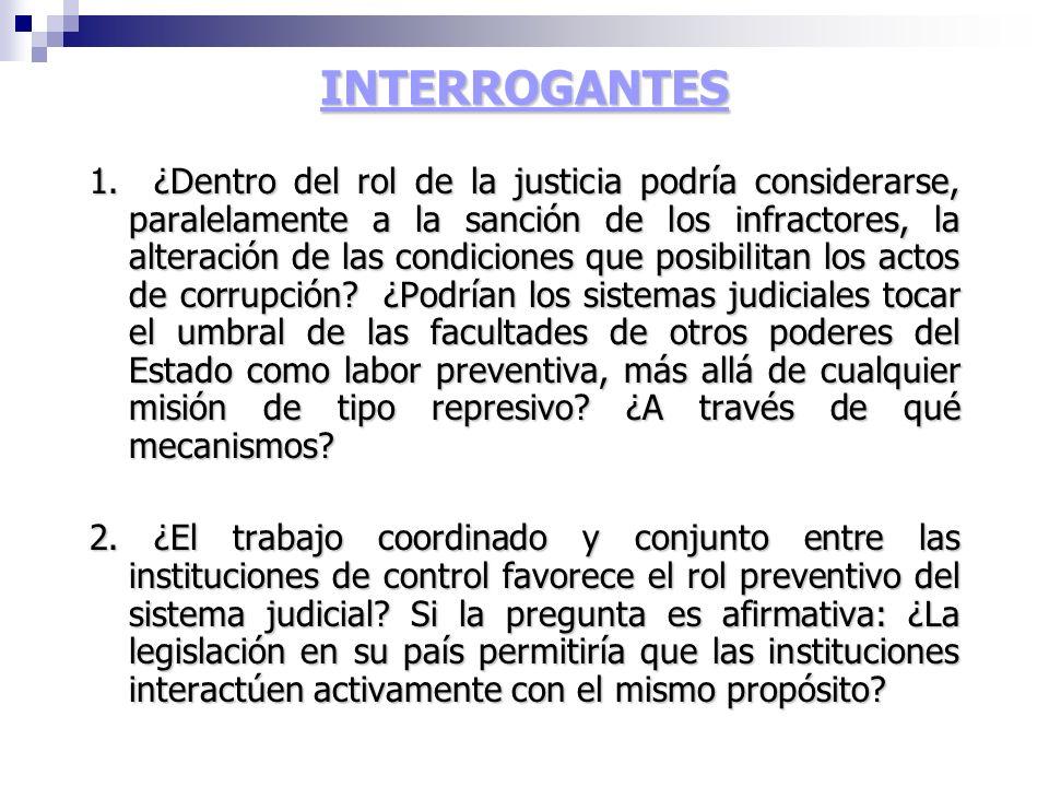INTERROGANTES 1.