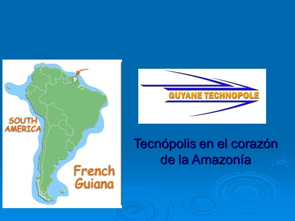 Tecnópolis en el corazón de la Amazonía