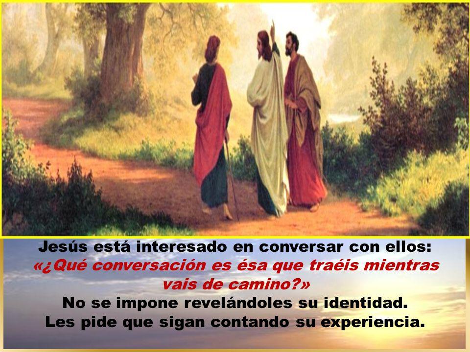 ¿No está Jesús tan ausente entre nosotros porque hablamos poco de él?