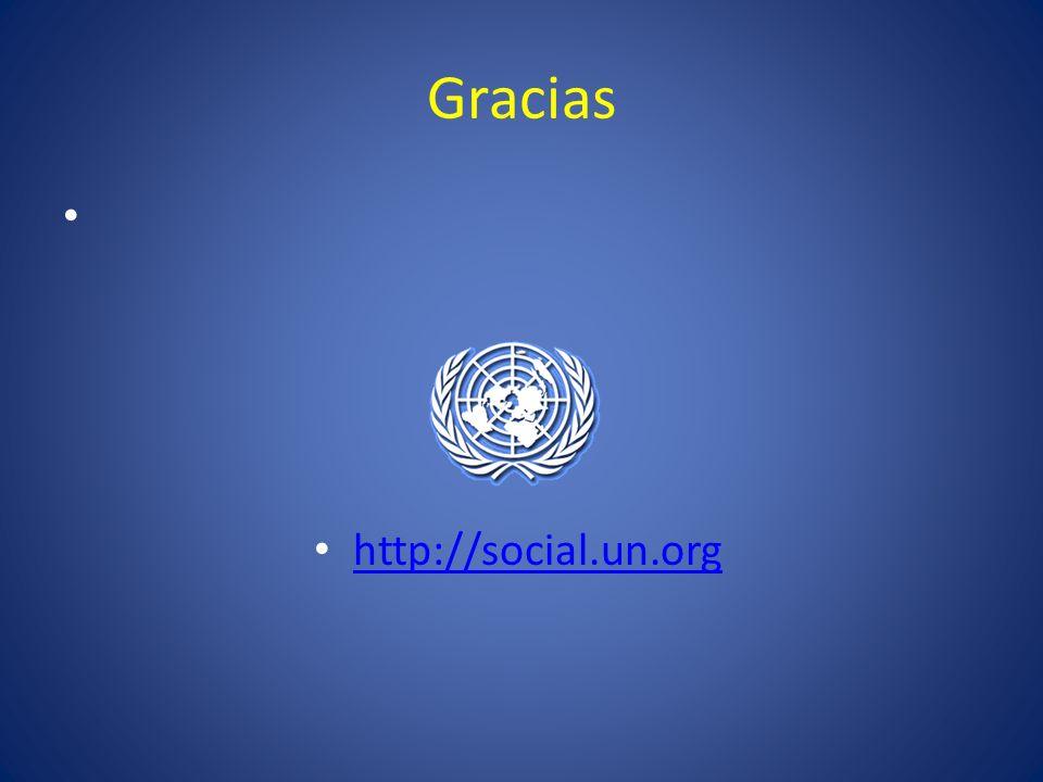 Gracias http://social.un.org