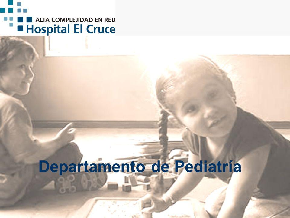 Perfil Asistencial El que ingresa al hospital es el niño, pero el tratamiento lo recibirá toda su familia.