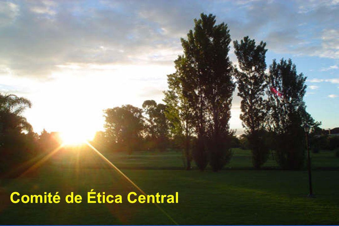 Comité de Ética Central
